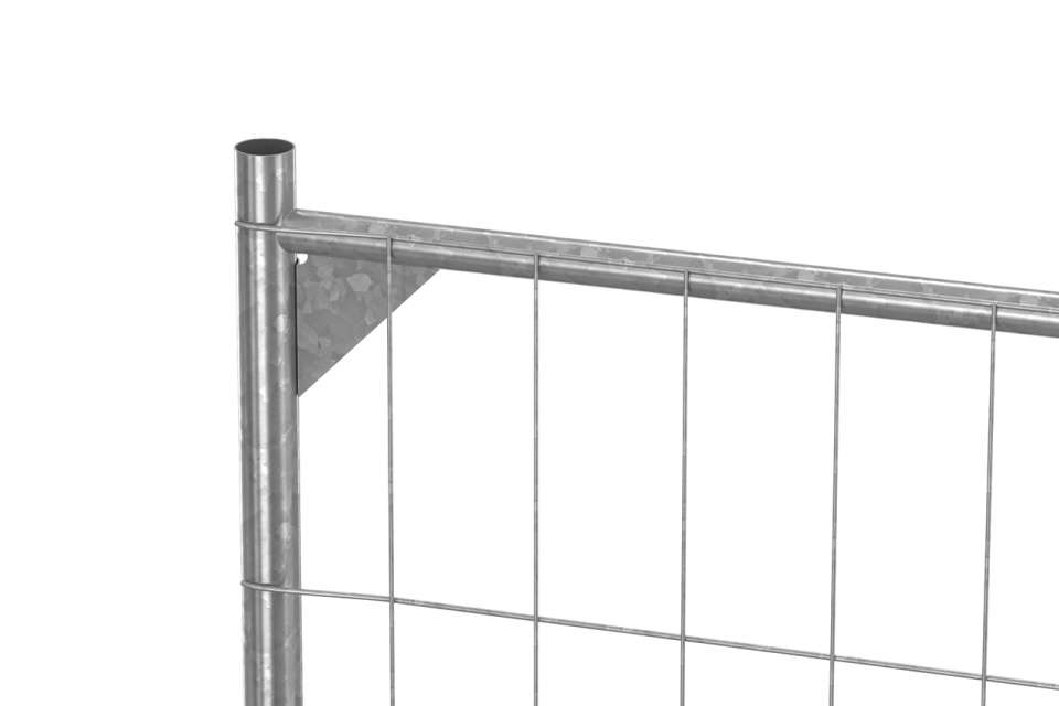 Mobile fence M400+C