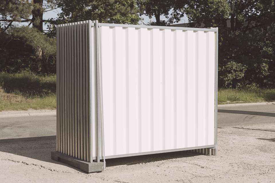 Mobile fence M800